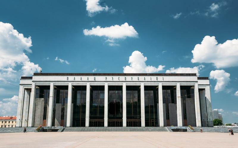 Palace of Republic (Cumhuriyet Sarayı) - Minsk Gezilecek Yerler Listesi