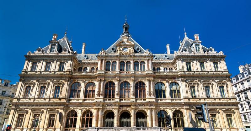 Palais de la Bourse Lyon Gezilecek Yerler Listesi