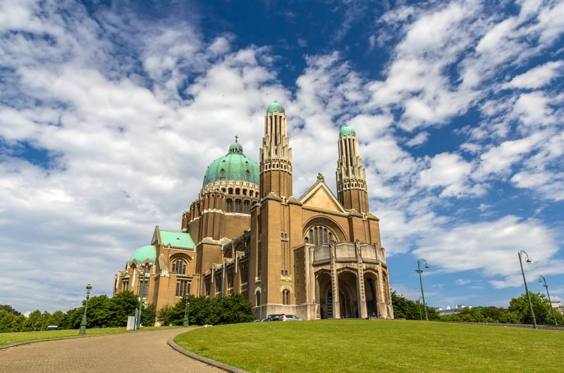 Sacred Heart Ulusal Bazilikası