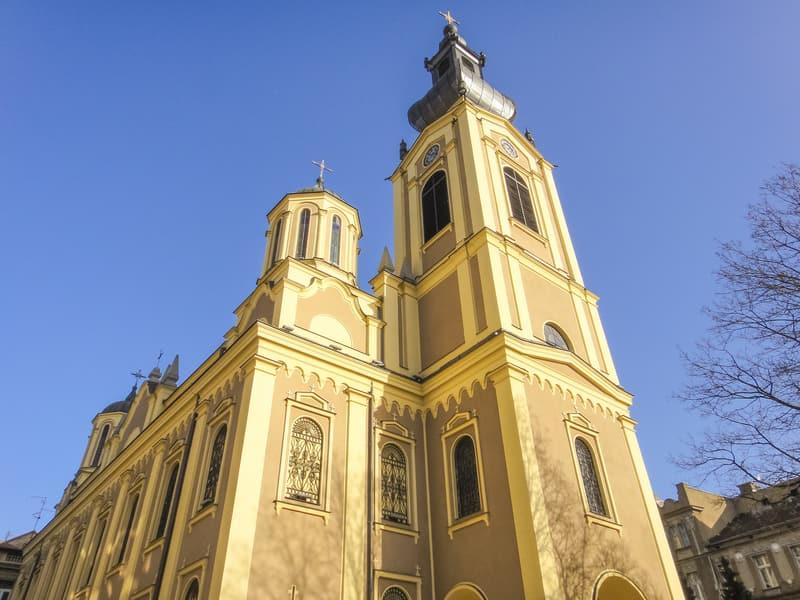 Saraybosna Sırp Ortodoks Katedrali