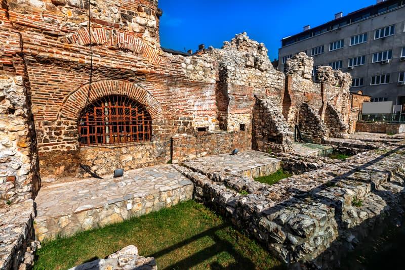 Taşlıhan Saraybosna Tarihi Yerler