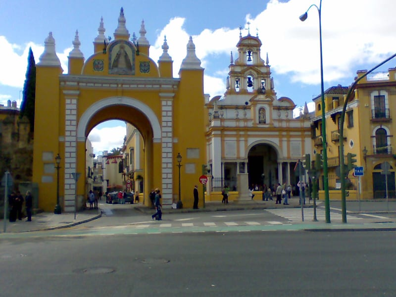 Macarena Bölgesi  Sevilla