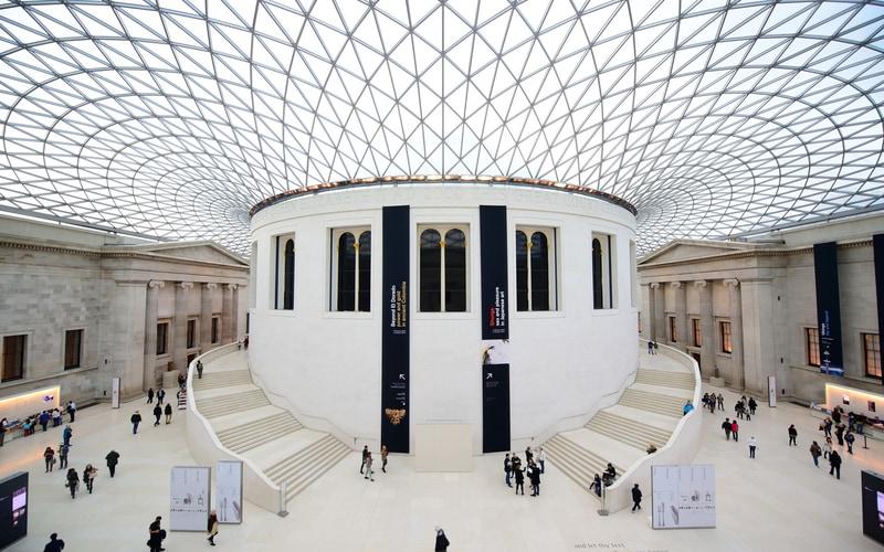 British Museum - İngiliz Müzesi