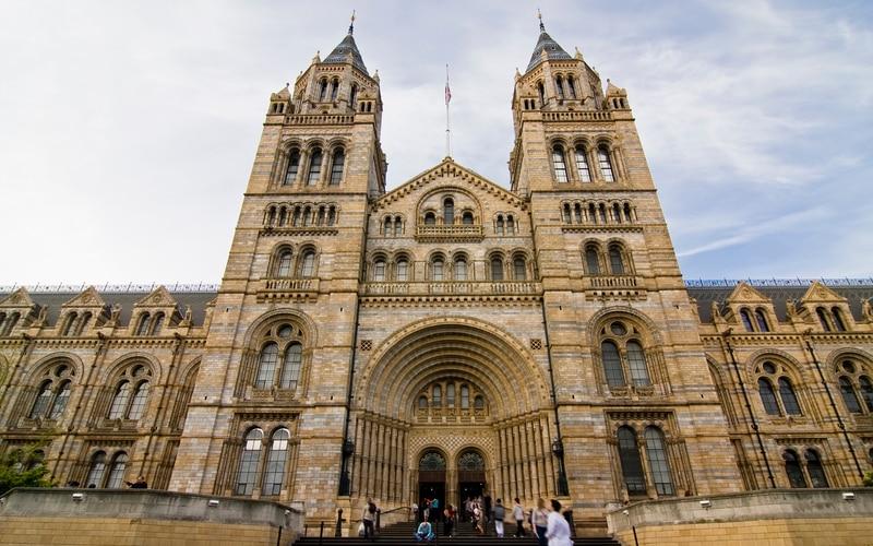 Londra Doğa Tarihi Müzesi