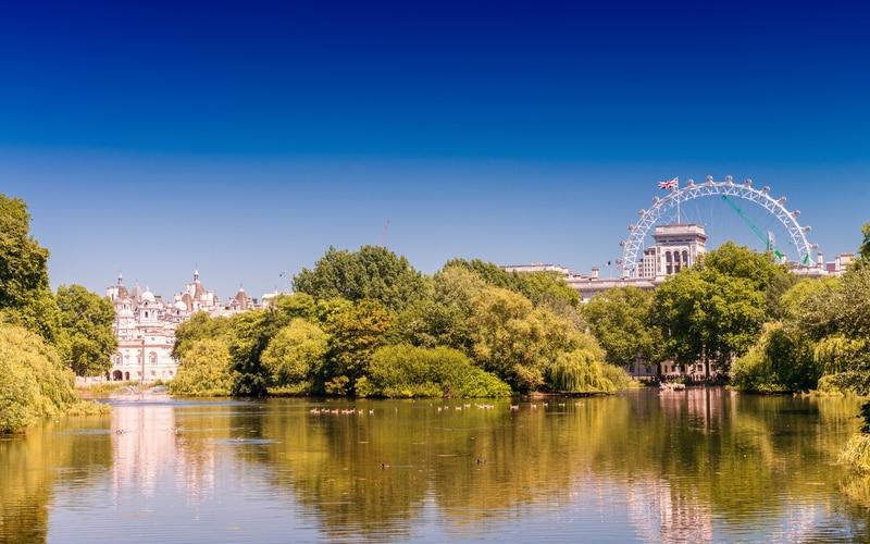 St James's Park - Londra Gezilecek Yerler Blog