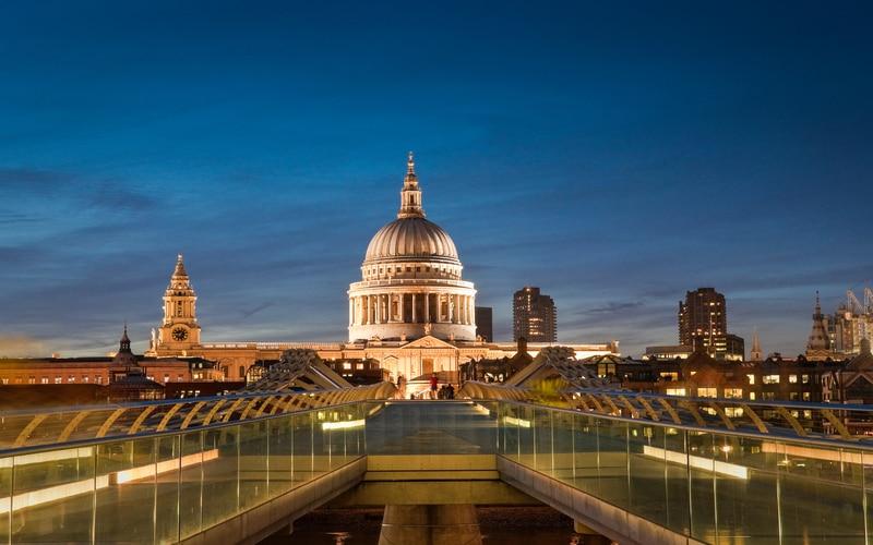 St Paul Katedrali - Londra