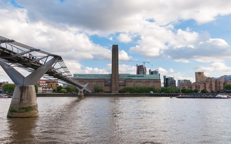 Tate Modern - Londra Gezilecek Yerler Listesi