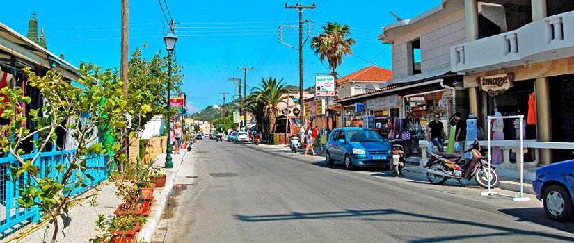 Zakynthos'ta Nerede Kalınır