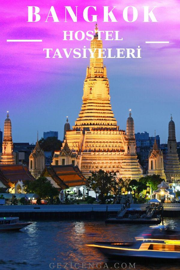 Bangkok Hostel Önerileri