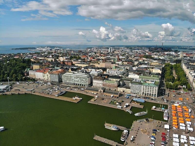 Kaartinkaupunki Bölgesi Helsinki