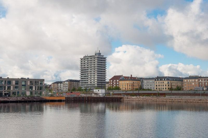 Osterbro Bölgesi Kopenhag