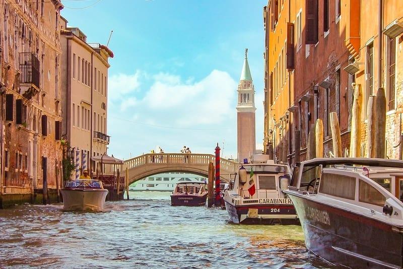 San Marco Bölgesi Venedikl