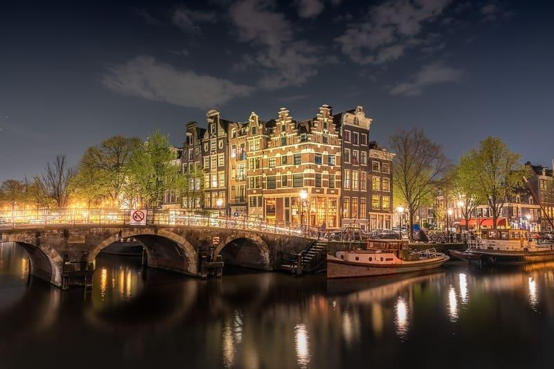 Amsterdam Jordaan Gezilecek yerler