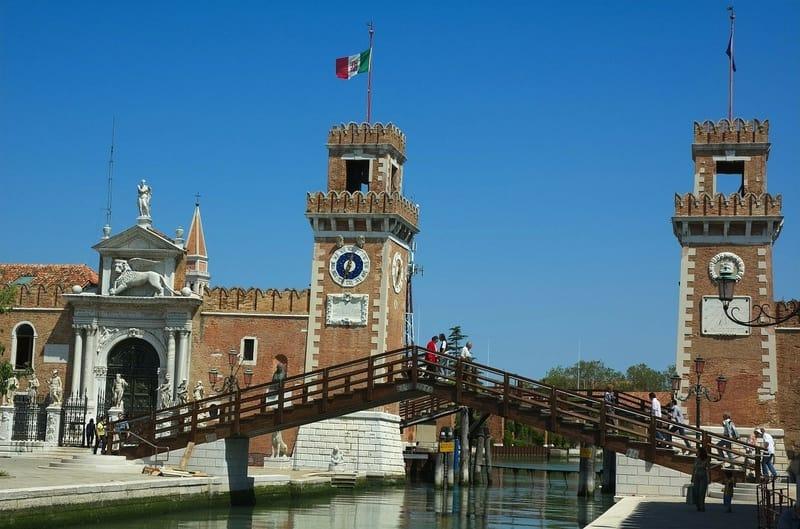 Venedik-castello Bölgesi