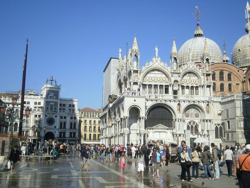 San Marco Bölgesi Venedik
