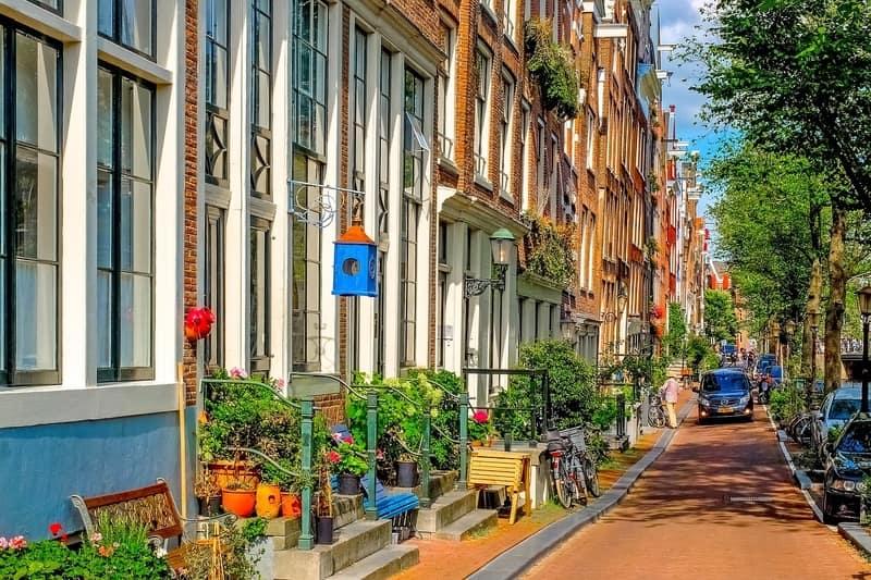 Amsterdam Şehir Merkezi Otelleri