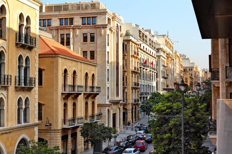 Beyrut Merkez Otelleri