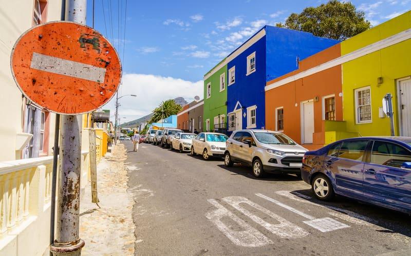 BO-KAAP - Cape Town Gezilecek Yerler Blog