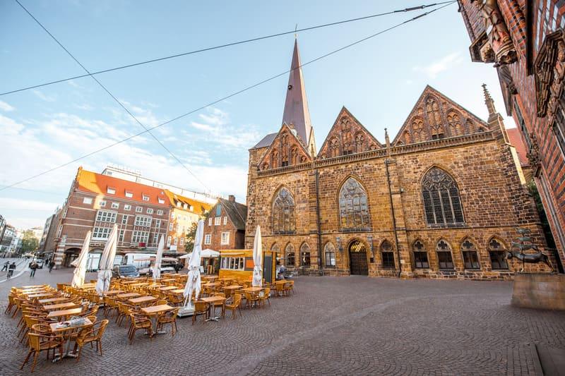 Bremen Şehir Merkezi
