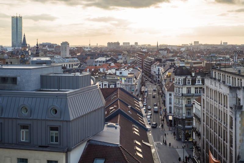 Marolles Bölgesi Brüksel'de Nerede Kalınır ?