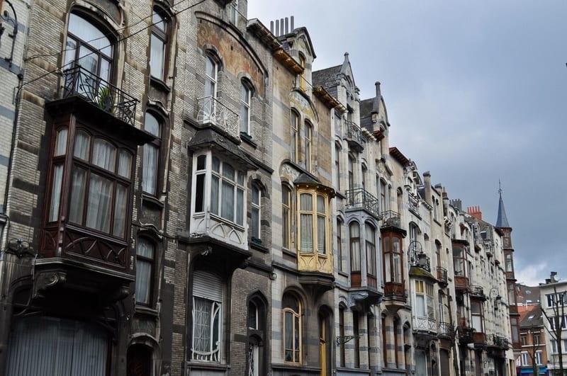 Saint Gille Brüksel Bölgesi