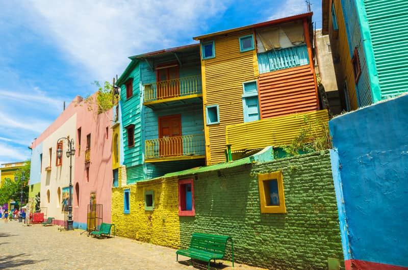 Buenos Aires'te Kalınacak Yerler