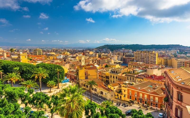 Sardunya - Cagliari İtalya