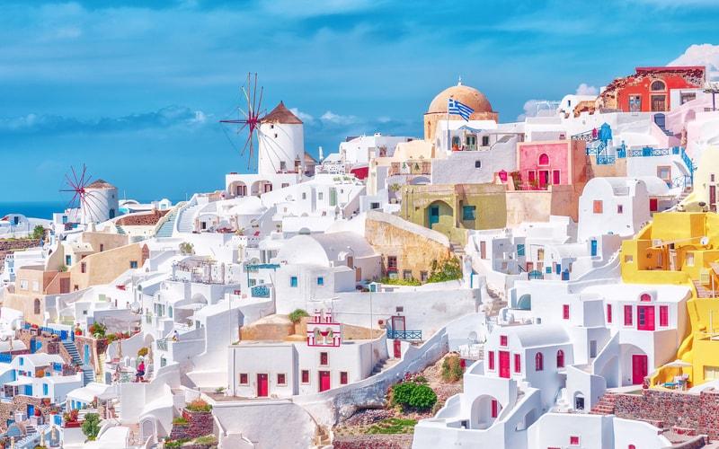 Caldera Santorini Adası Gezilecek Yerler Blog