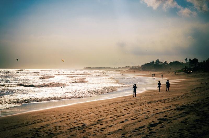 Canggu Plajı Bali