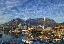 Cape Town Gezilecek Yerler