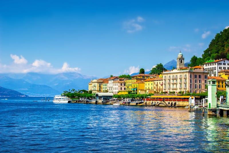 Bellagi Como Gölü