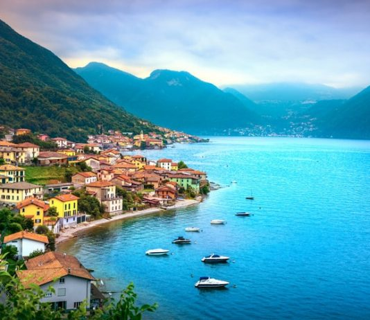 Como Gölü'nde Nerede Kalınır ?