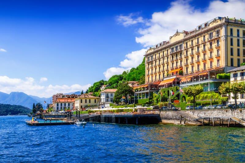 Tremezzo Bölgesi - Como Gölü'nde Nerede Kalınır ?