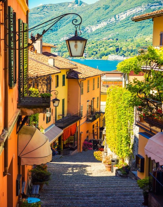 Bellagio Bölgesi - Como Gölü'nde Nerede Kalınır ?