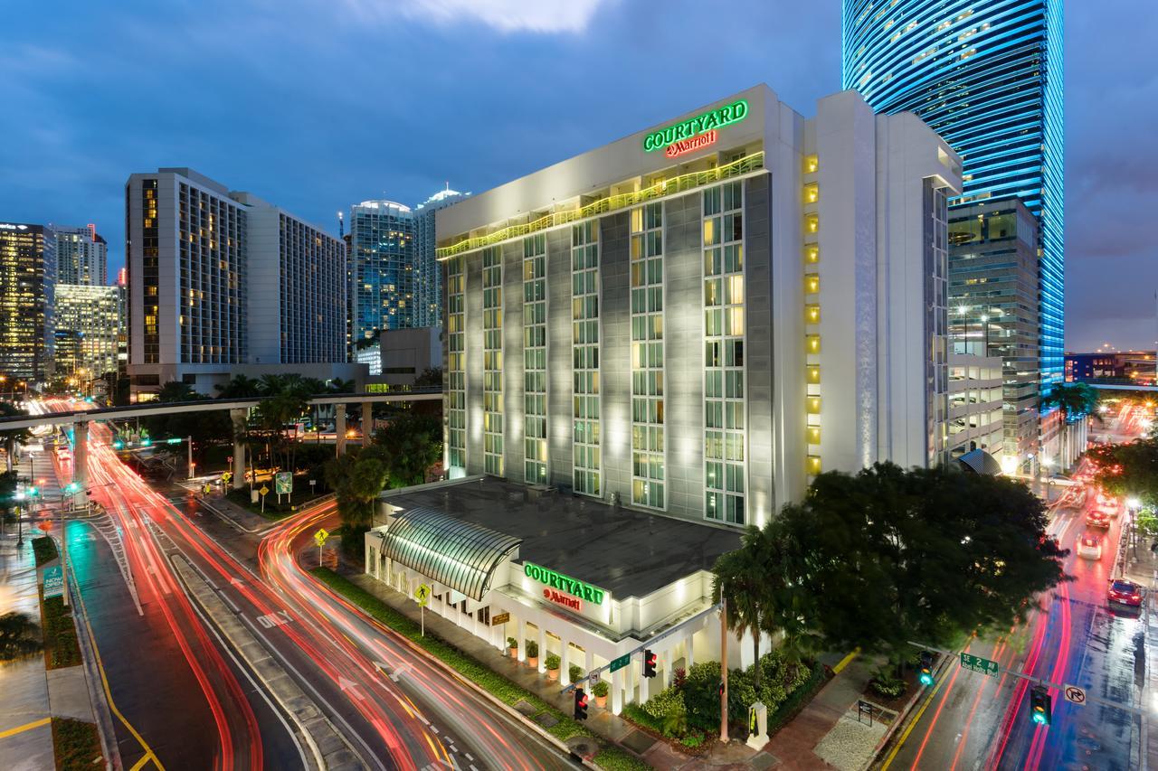 Courtyard Hotel - Miami'de Nerede Kalınır ?