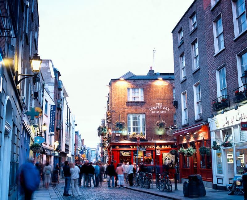 Dublin Gece Hayatı