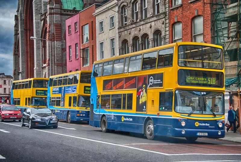 Dublin Şehir Merkezi Bölgesi