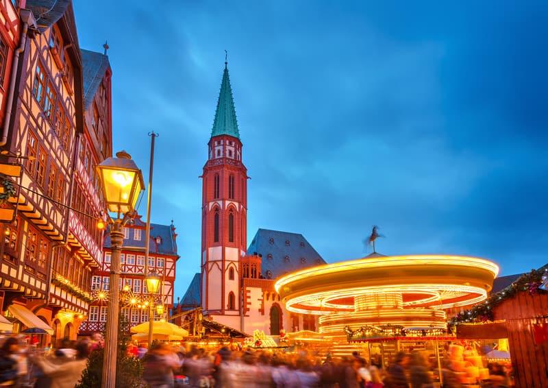 Frankfurt Merkez
