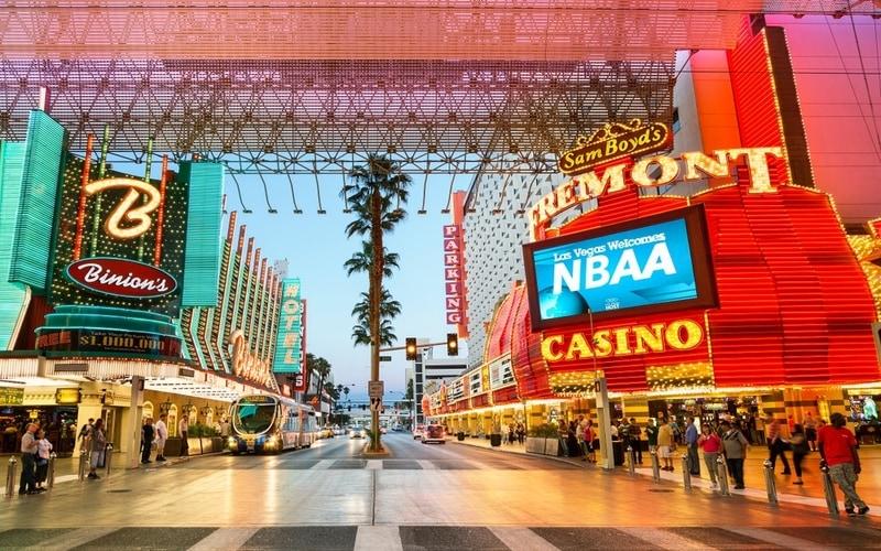 Fremont Caddesi - Las Vegas Gezilecek Yerler Listesi