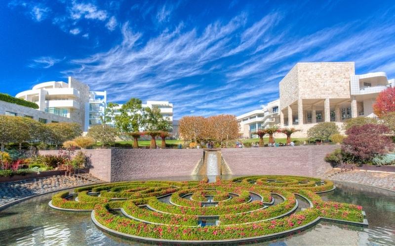 Getty Center - Los Angeles da Gezilecek Yerler