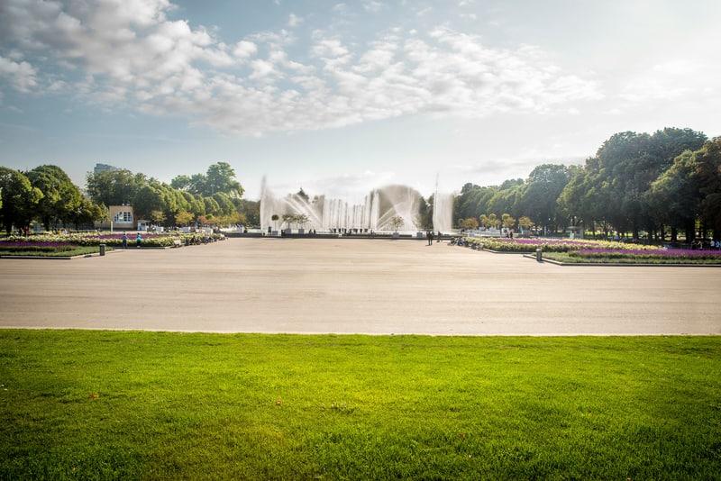Gorki Parkı Moskova Gezilecek Yerler