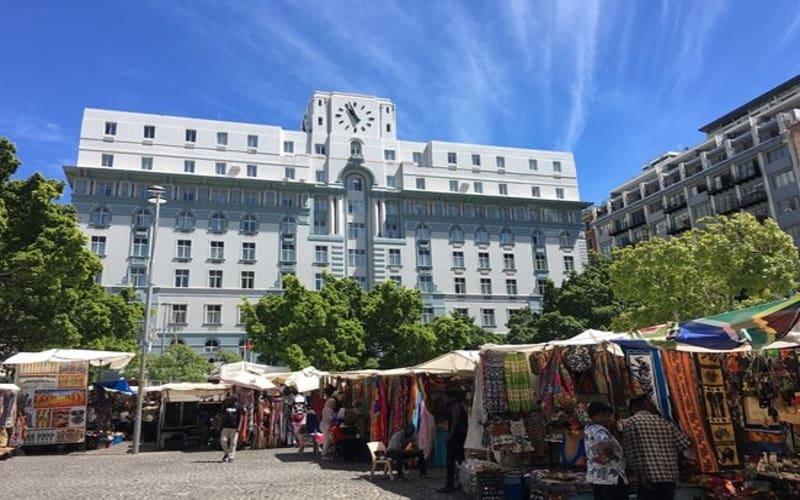 Greenmarket Meydanı