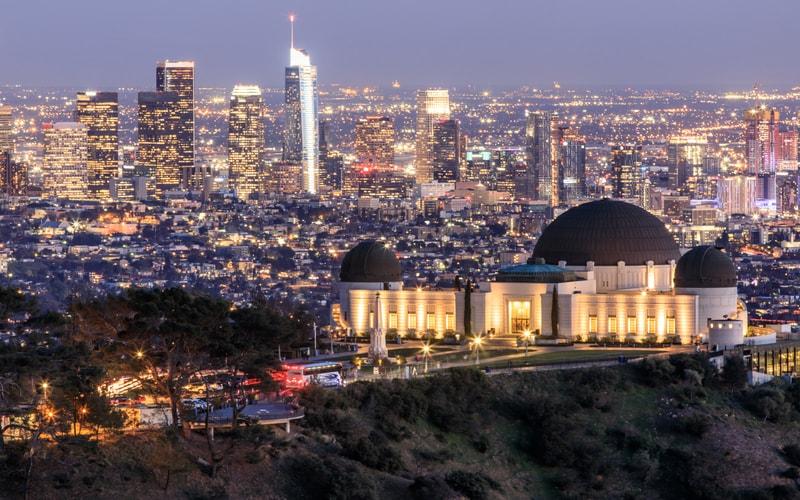 Griffith Park ve Observatory