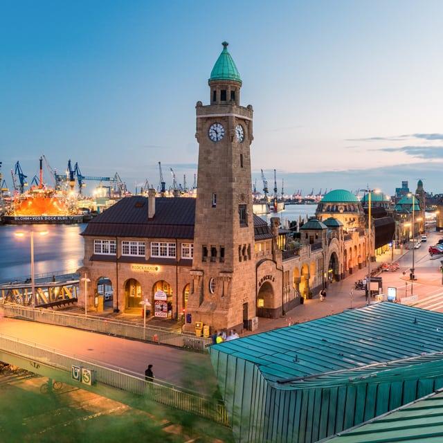 St Paul Bölgesi Hamburg