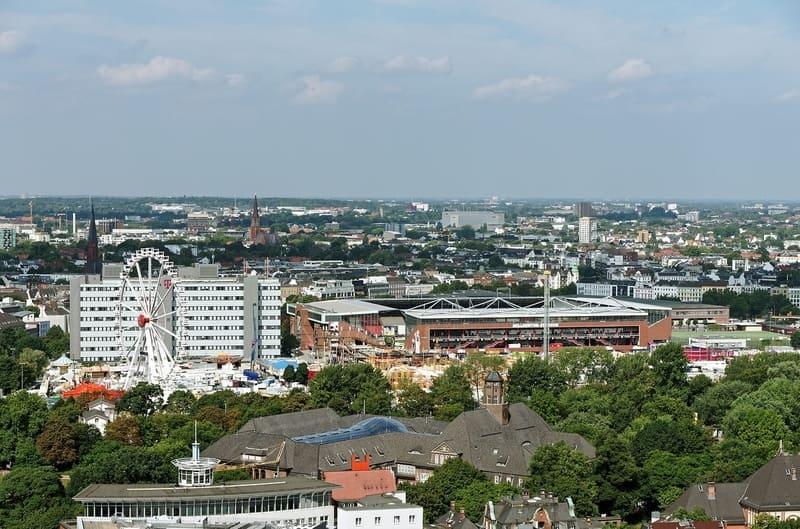 Altona Bölgesi Hamburg