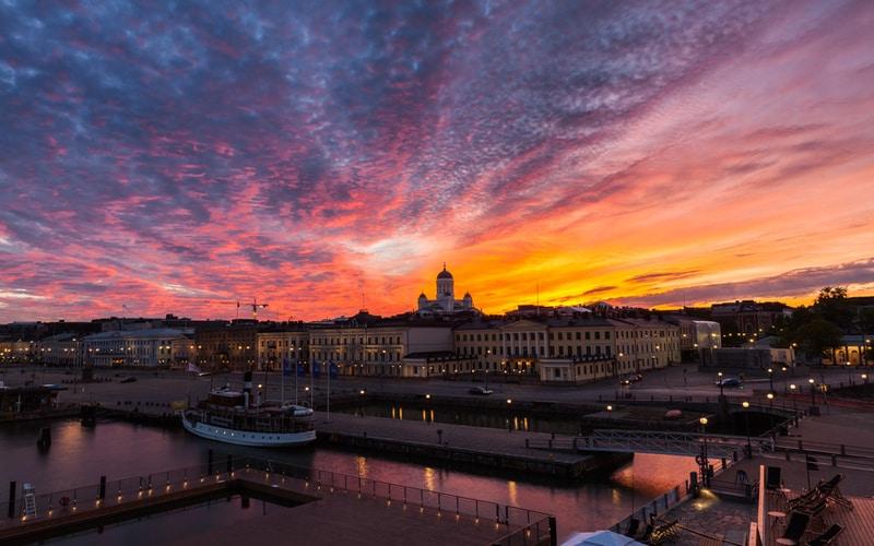 Helsinki Şehir Merkezi
