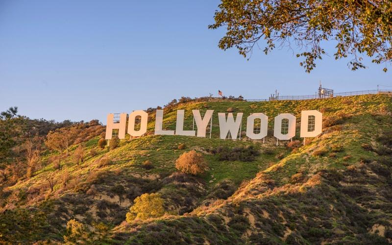 HollywoodYazısı Los Angeles