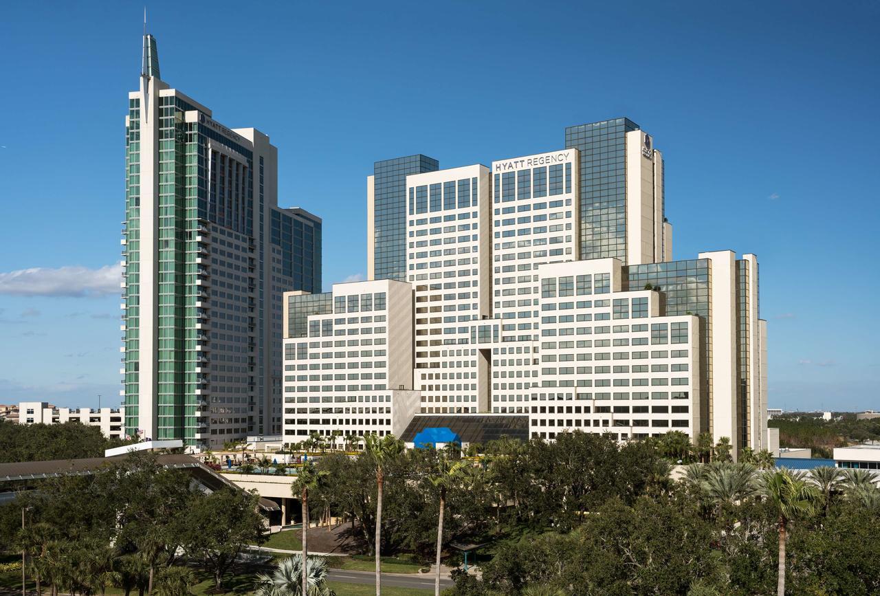Hyatt Regency Orlando'da nerede kalınır ?