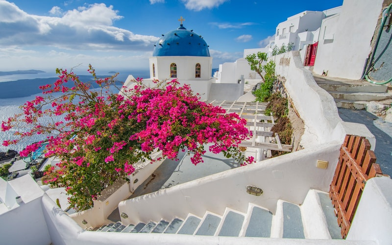 Imerovigli Santorini Gezilecek Yerler Listesi
