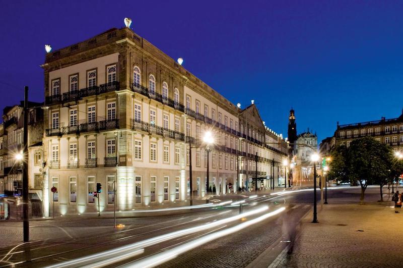 Intercontinental - Porto'da Nerede Kalınır ?